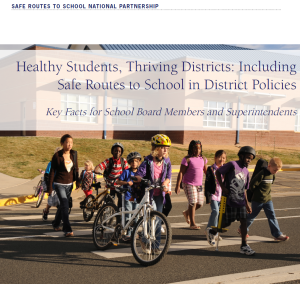 SRTS + District Policies